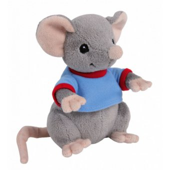 King of Dogs Souris Leopold, peluche