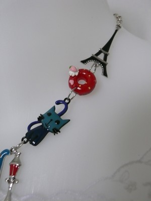 collier lol chat poissons