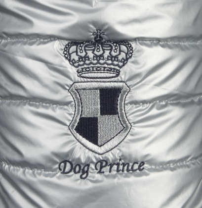 manteau chien gris dog prince