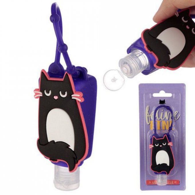 Gel Désinfectant pour Mains Feline Fine - Chat