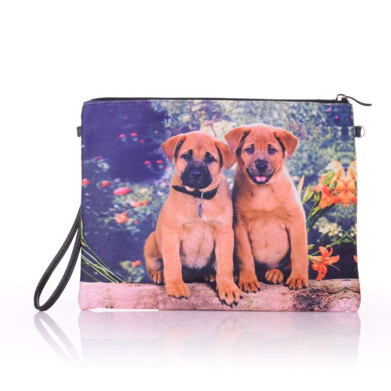 grande pochette photo chiens